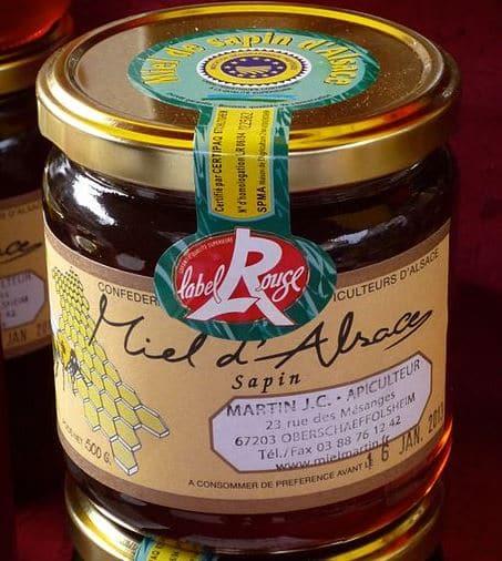 miel de sapin alsacien un autre de ces bons miels d'hiver