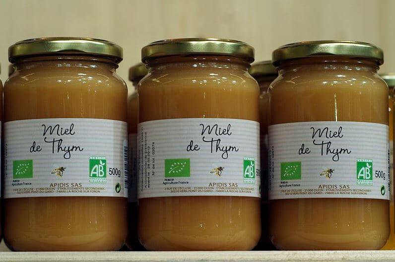 miel de thym parmi les meilleurs miels de l'hiver