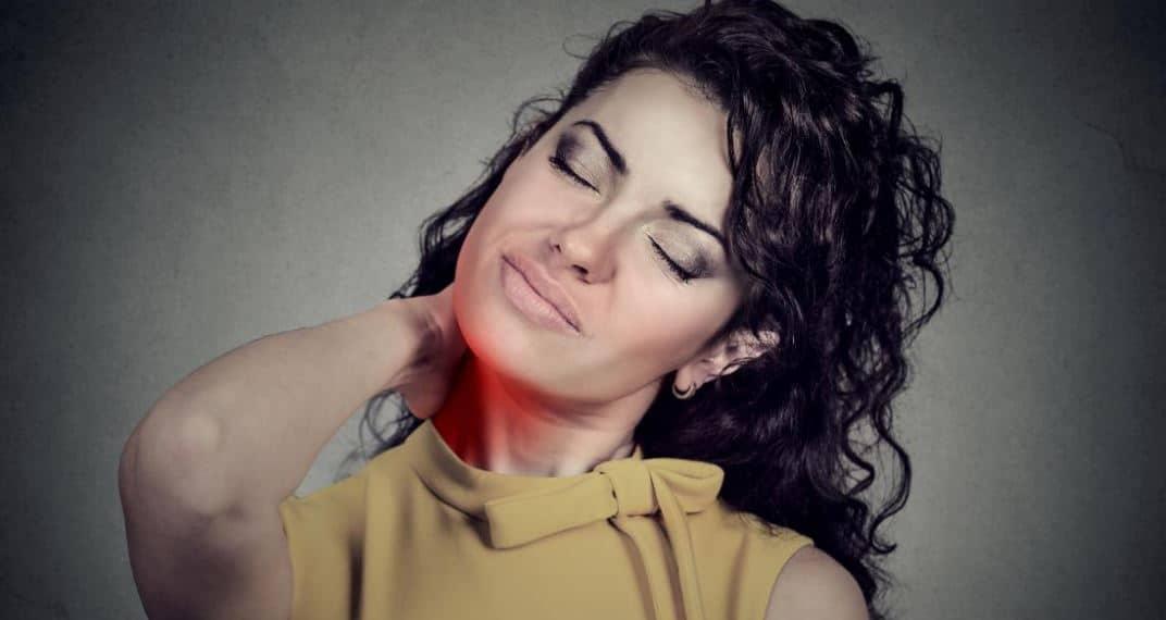 douleurs cervicales nuque cou torticolis fibromyalgie