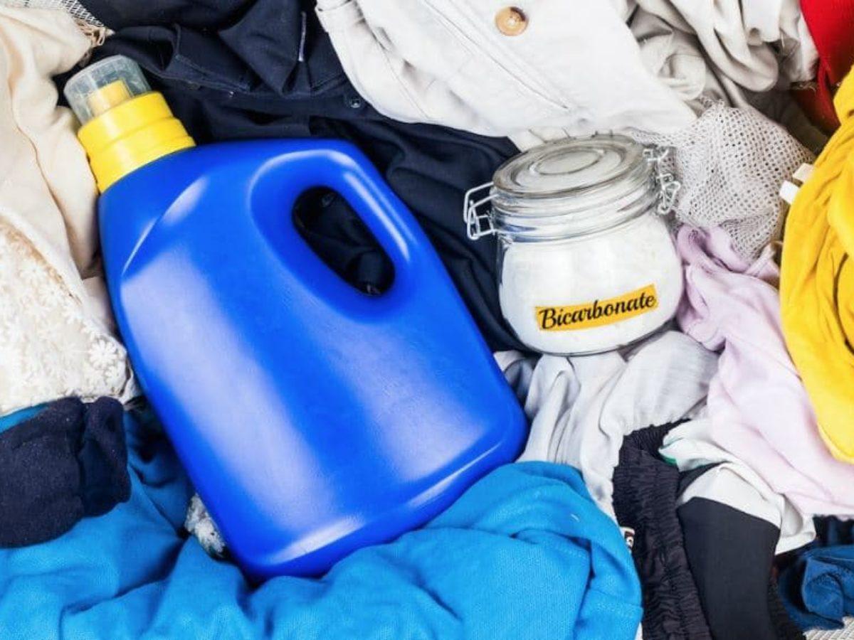 Nettoyer Le Lave Linge Au Bicarbonate bicarbonate : 6 utilisations pour rendre les vêtements plus