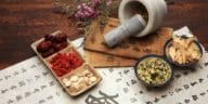 médecine chinoise plantes champignons