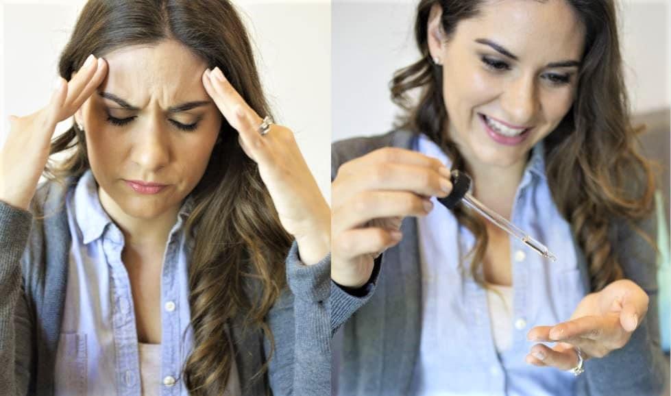 mal à la tête huiles essentielles maux de tête fièvre