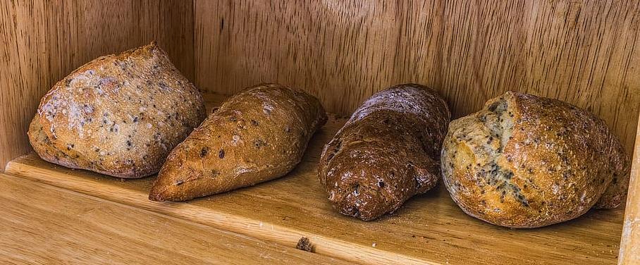 boîte à pain pour le conserver plus longtemps