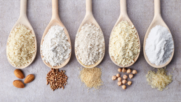 différents types de farines alternatives farine blanche