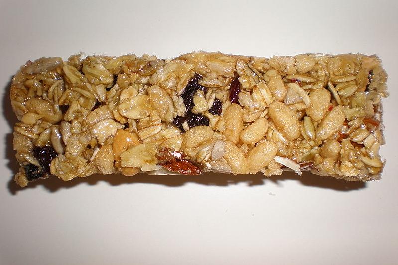 la barre de céréale parmi les aliments donnant une mauvaise humeur