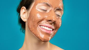 masque peau visage argile soin