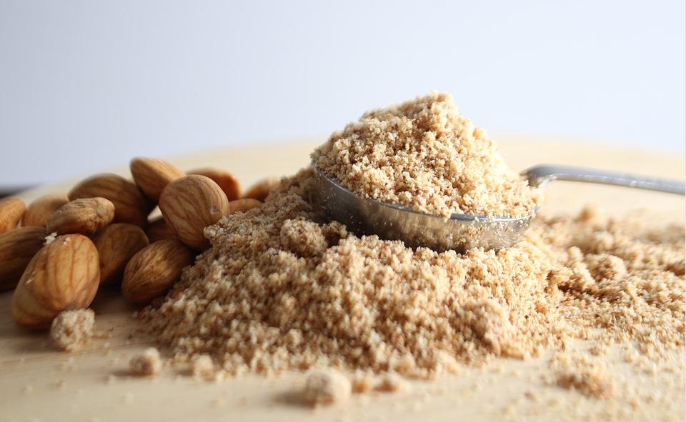 poudre d'amande pour remplacer la farine pâtisseries