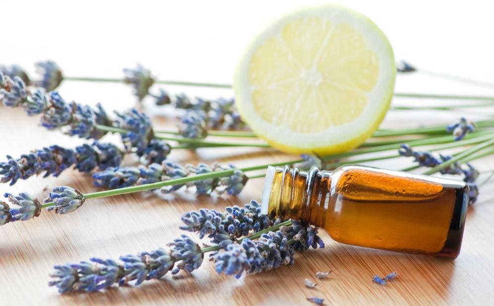 huile essentielle de lavande citron