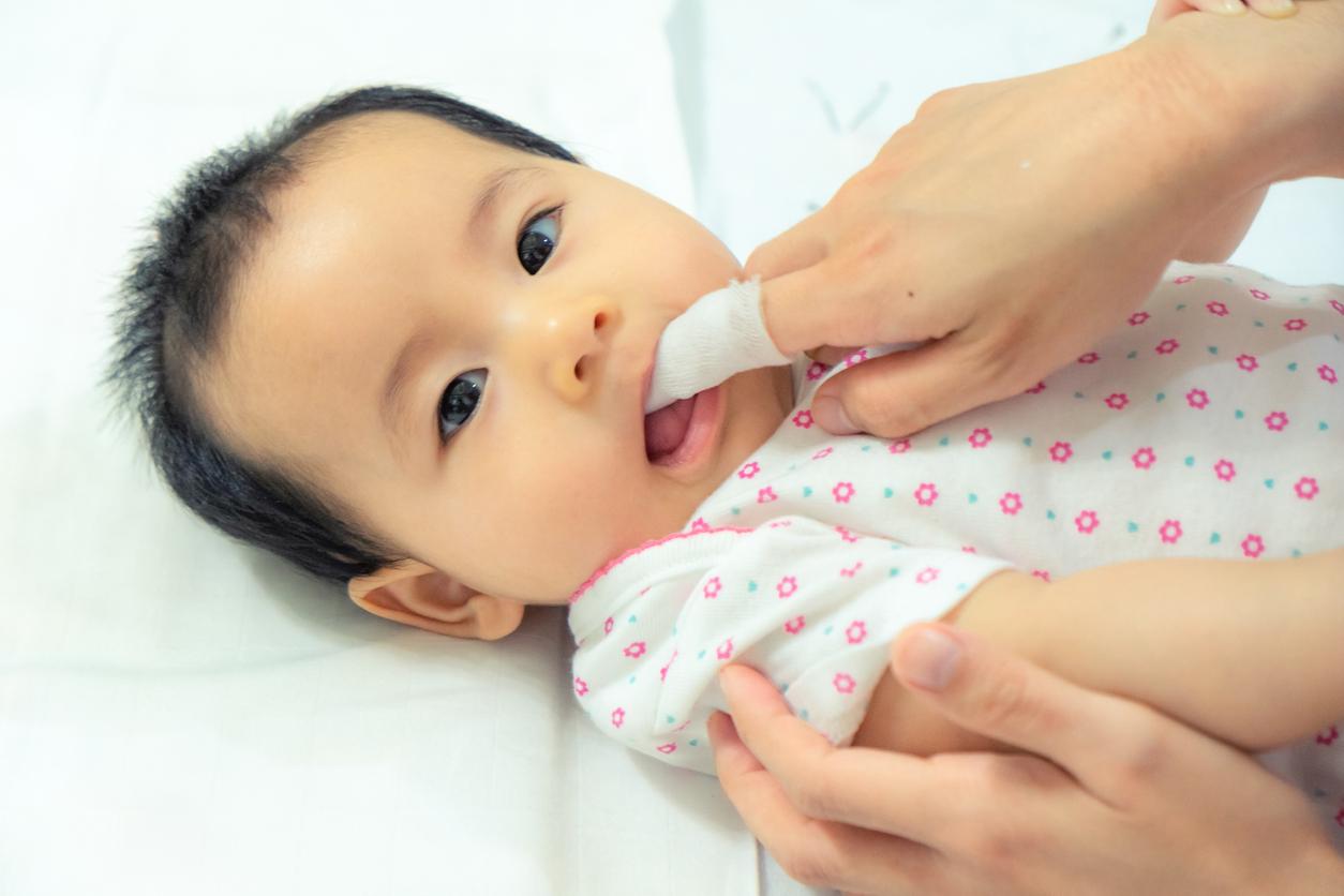 muguet chez le bébé