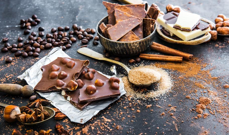 chocolat épices