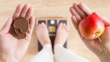 poids maigrir rééquilibrage alimentaire