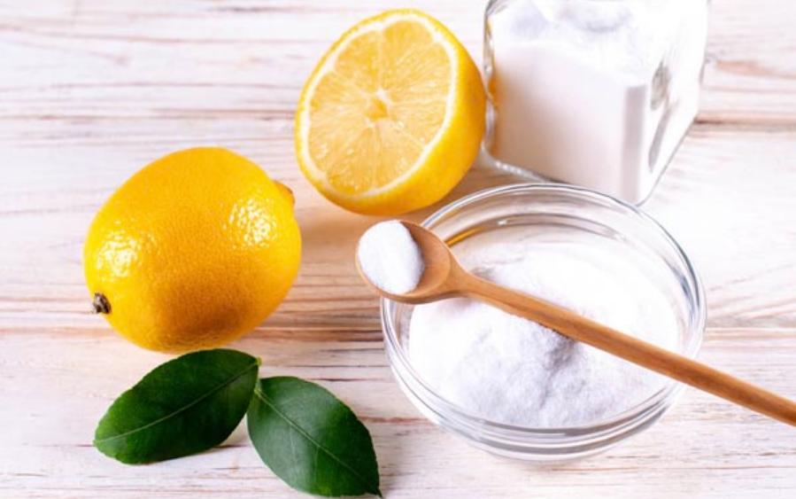 citron bicarbonate acide citrique