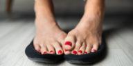 pieds odeurs transpiration