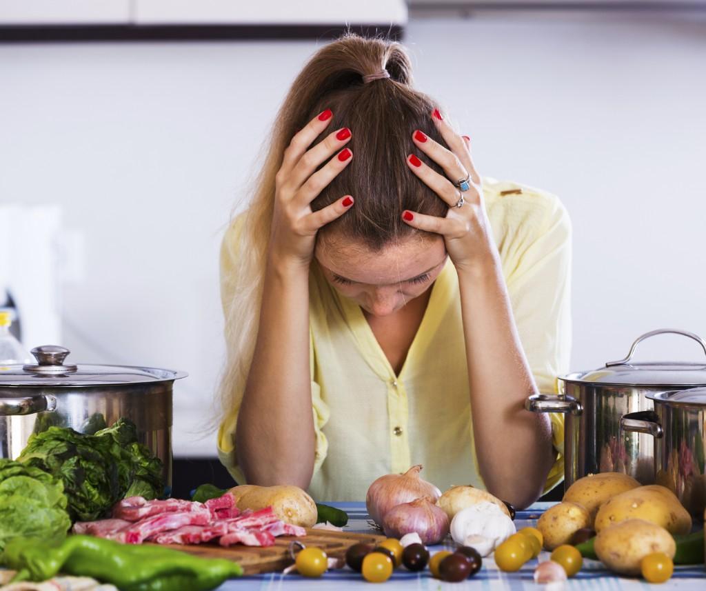 casse tête cuisine mal de tête migraine aliments