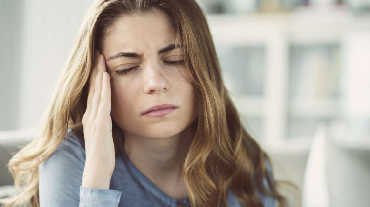 migraine maux mal de tête fièvre