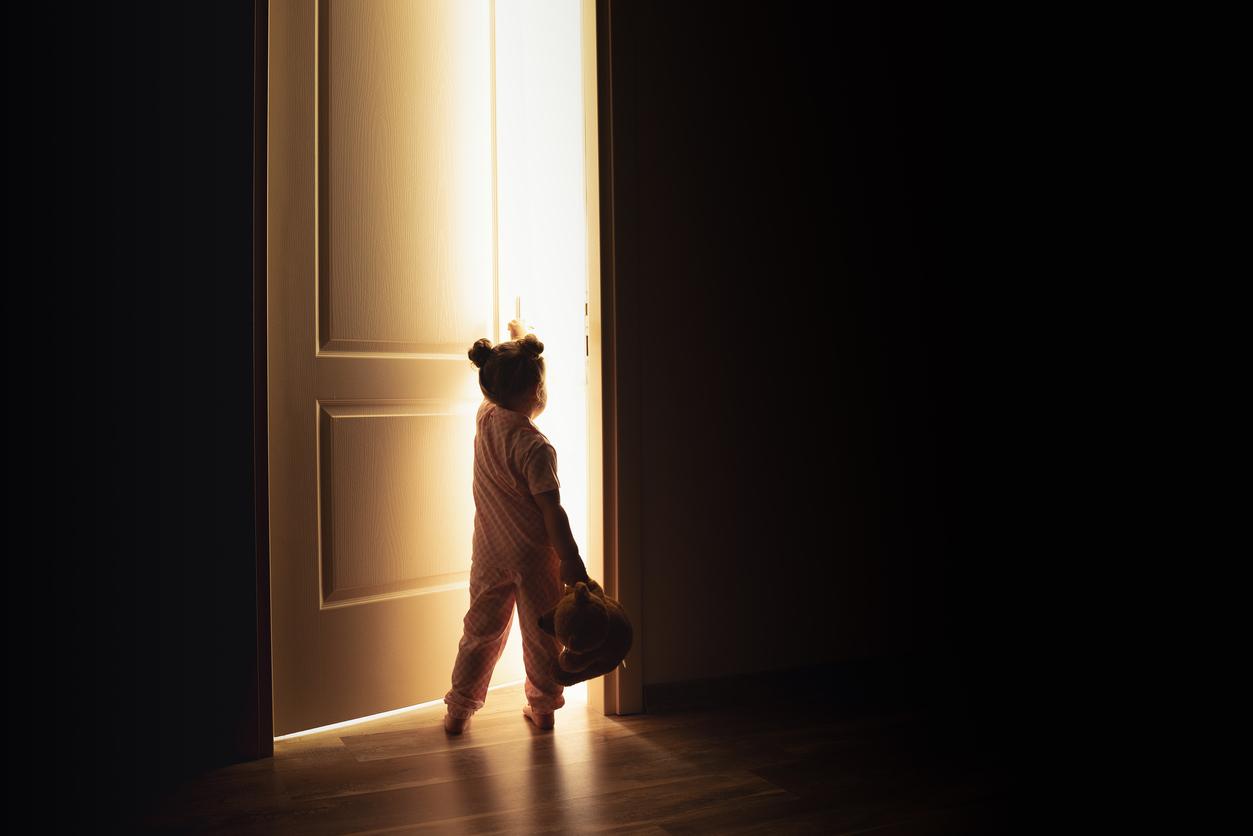 enfant peur du noir