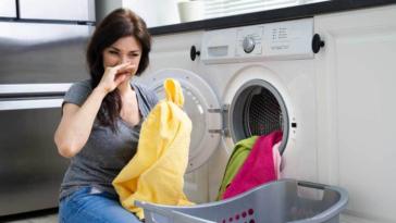 mauvaises odeurs machine à laver