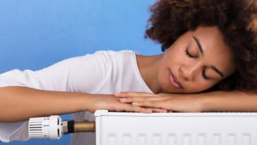 dormir chauffage radiateur