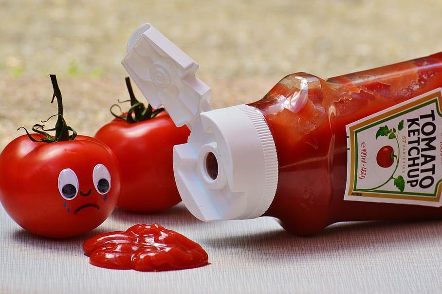 ketchup heinz parmi aliments riches en sucres cachés