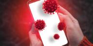 microbes germes bactéries téléphone portable