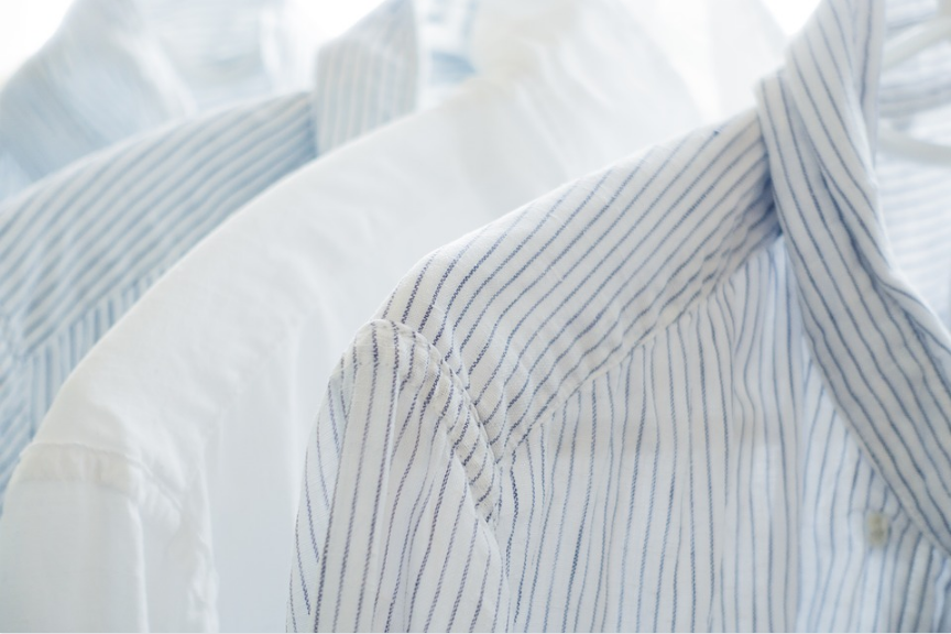 repasser chemises chemise impeccable