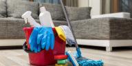 ménage tâches ménagères