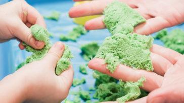 sable magique sable cinétique