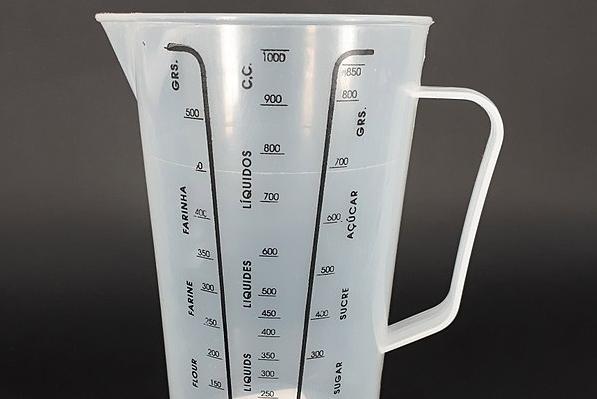 verre à mesurer