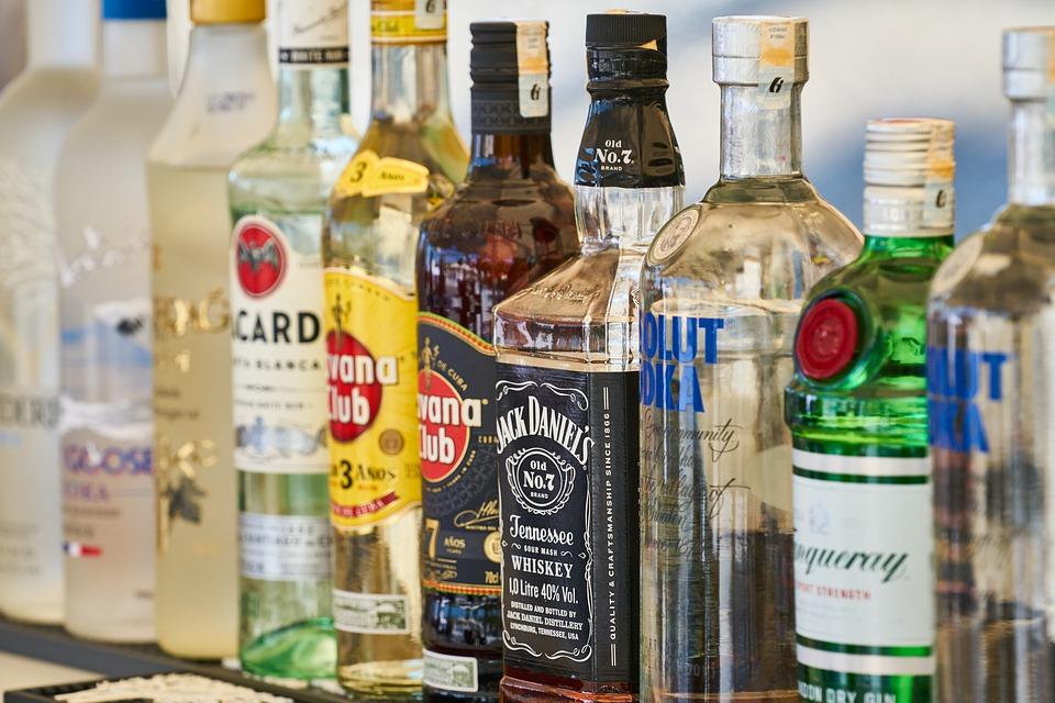 alcool boissons alcoolisées
