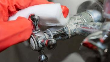 calcaire robinetterie robinet tartre