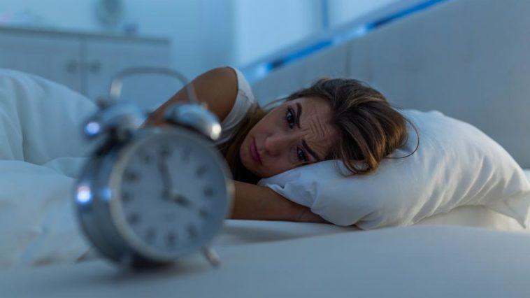 réveil nocturne nuit insomnie