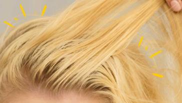 une cheveux gras laver tous les jours