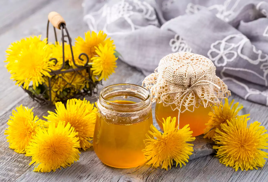 cramaillote miel de pissenlit