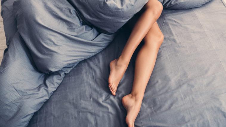 jambes lit dormir