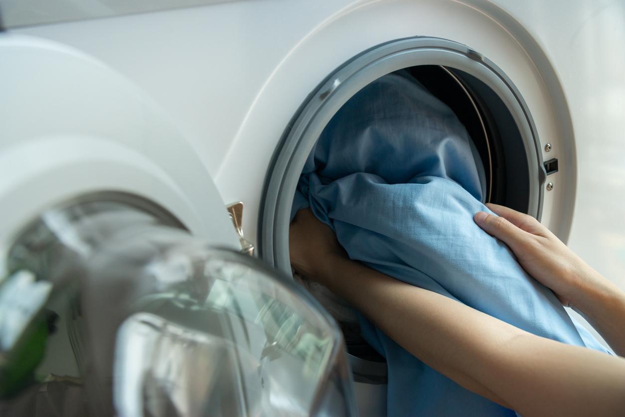laver lavage draps