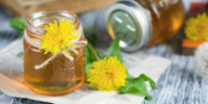 miel de pissenlit cramaillote