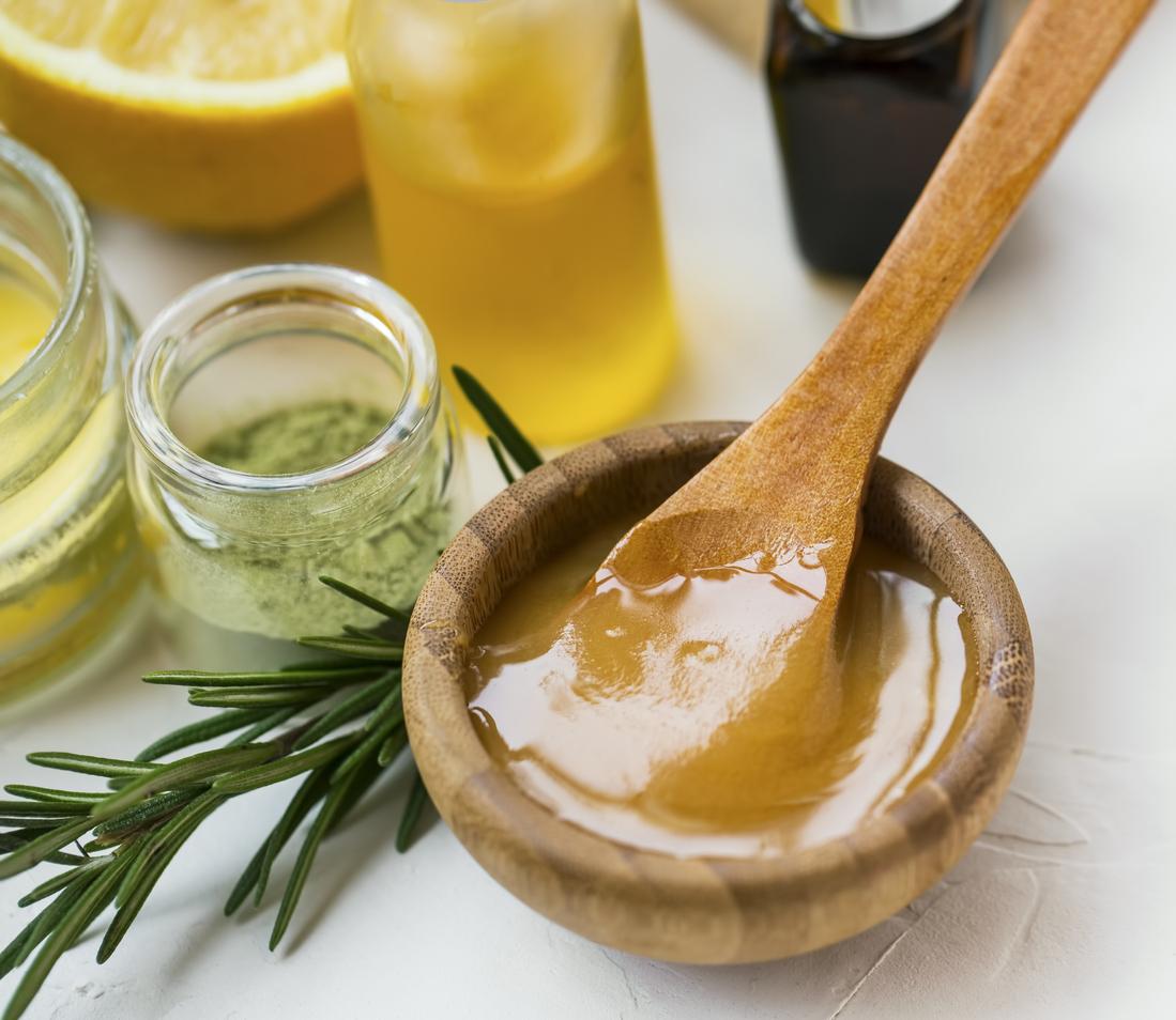 recettes miels médicinaux miel argile