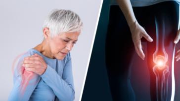 arthrose douleurs articulaires épaule genou