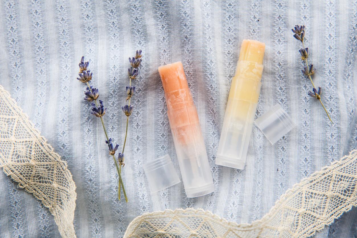 recette baume à lèvres naturel