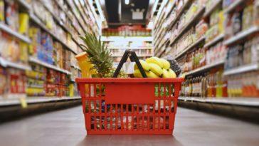 faire les courses supermarché