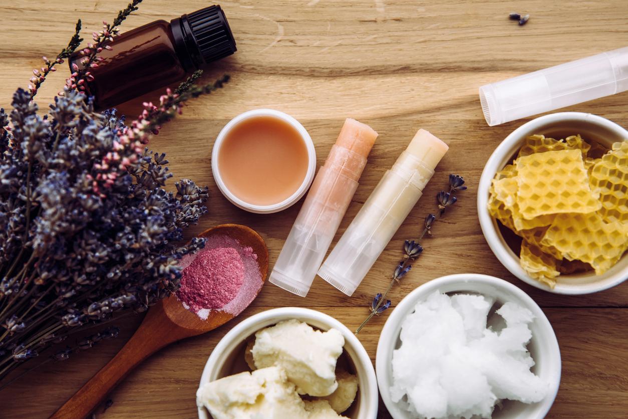 recette baume à lèvres naturel ingrédients naturels