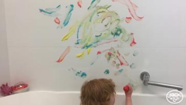 peinture baignoire