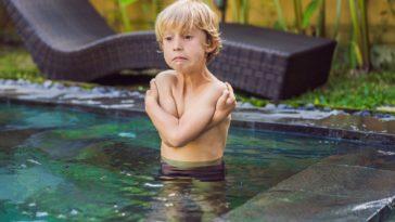 piscine eau froide baignade