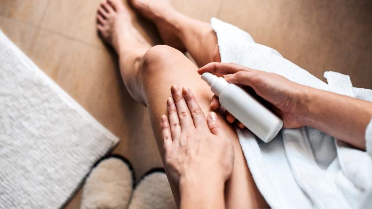 soin minceur crème corps jambes