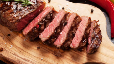 steak de boeuf viande rouge