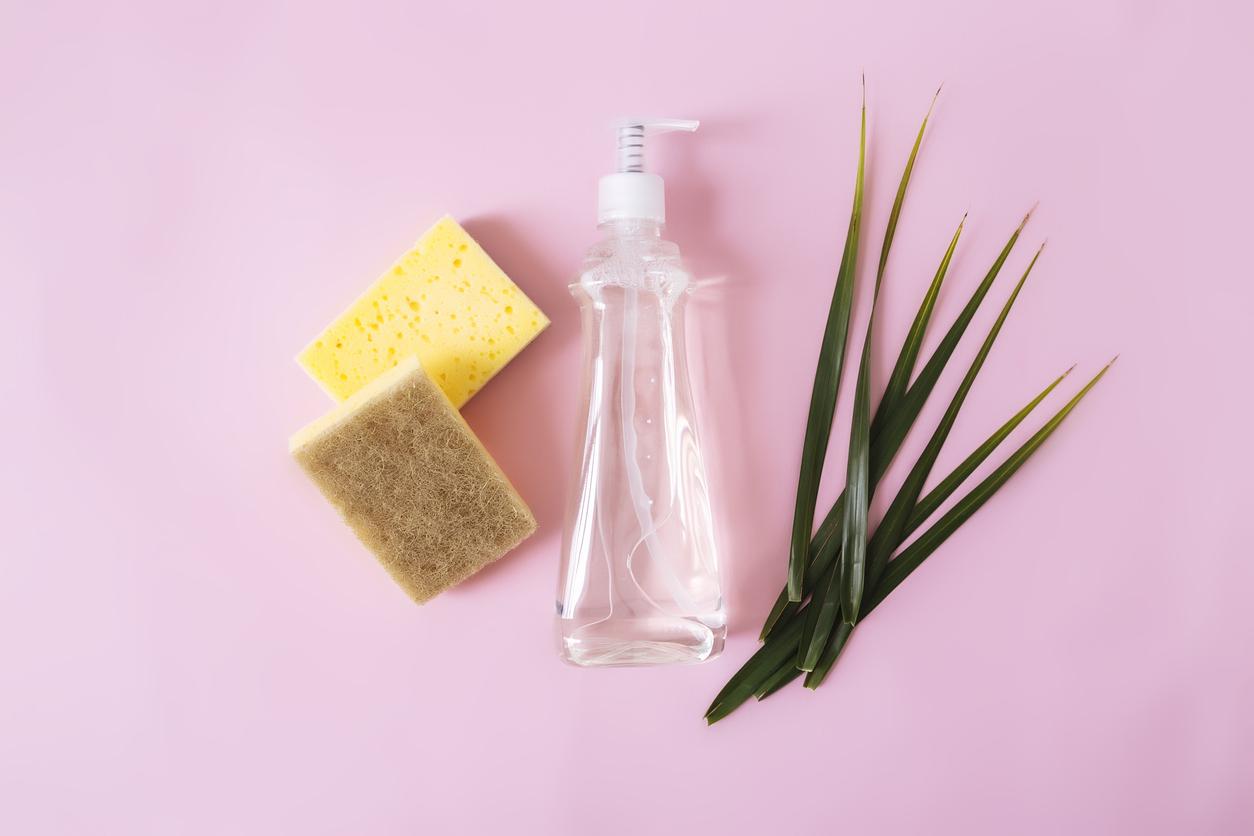 liquide vaisselle produit vaisselle naturel