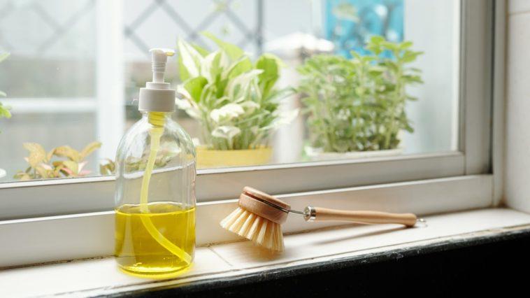 liquide vaisselle produit vaisselle naturel recette