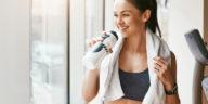 boire boisson hydratation sport
