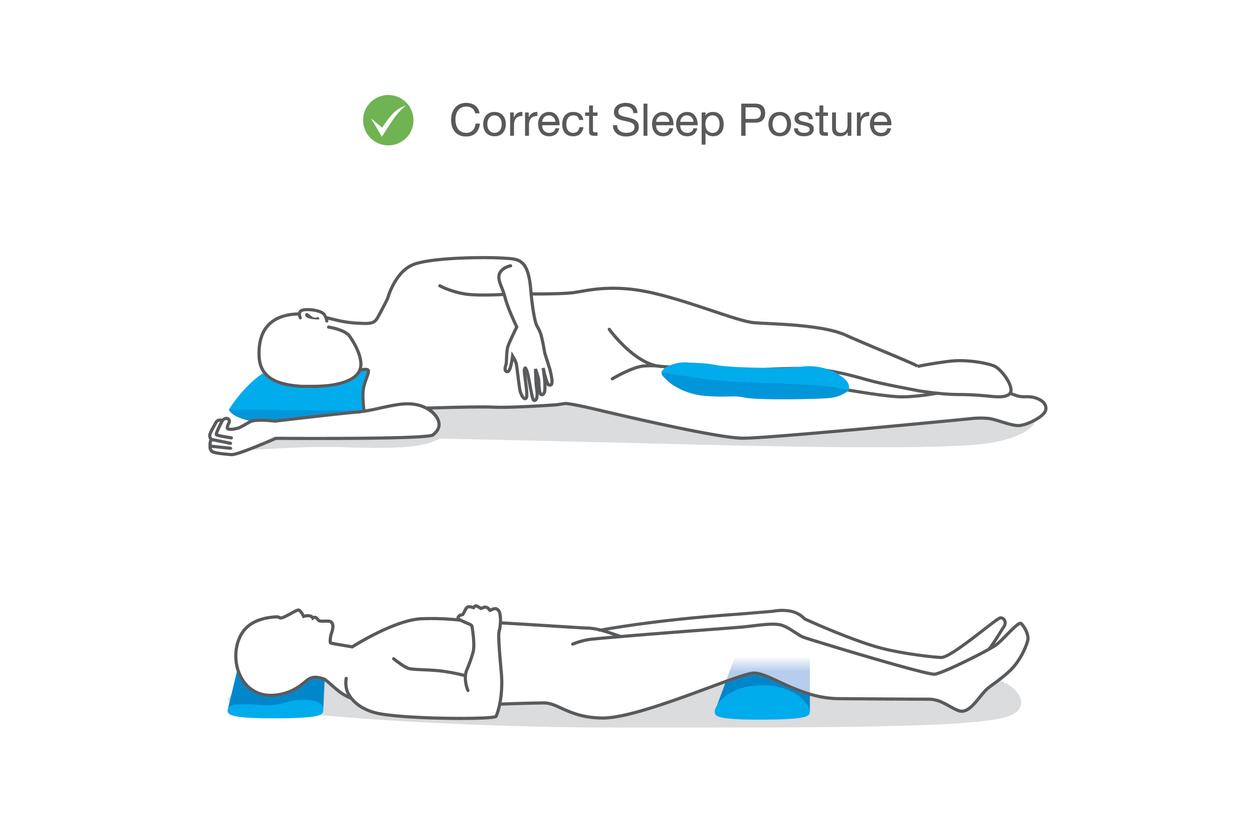dormir sans mal de dos