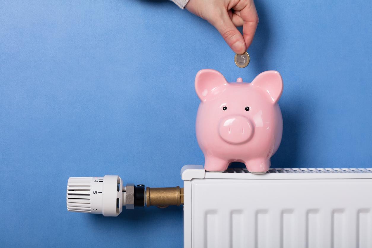 prix coût chauffage radiateur